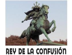 REY DE LA CONFUSION