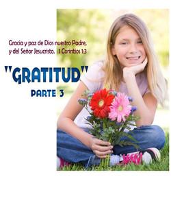 GRATITUD 3