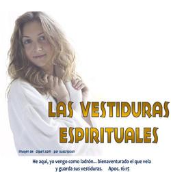 VESTIDURAS ESPIRITUALES DEL HOMBRE
