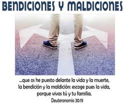 BENDICIONES MALDICIONES 1