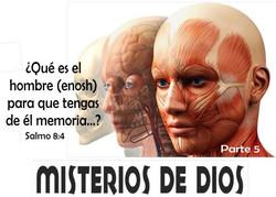MISTERIOS DE DIOS 5