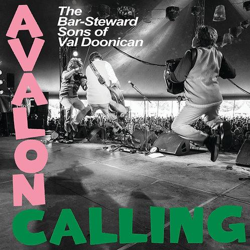 PRE-ORDER AVALON CALLING DOUBLE PINK VINYL GATEFOLD ALBUM