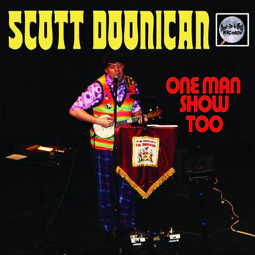 Scott Doonican One Man Show Too - 2CD ALBUM