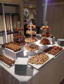 Dessert Trays for Catering Event
