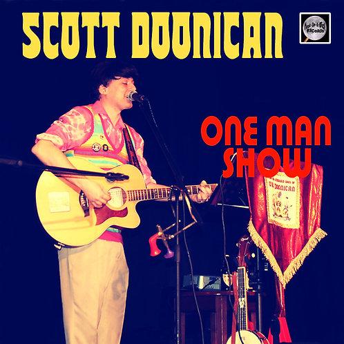 Scott Doonican One Man Show - 2CD ALBUM