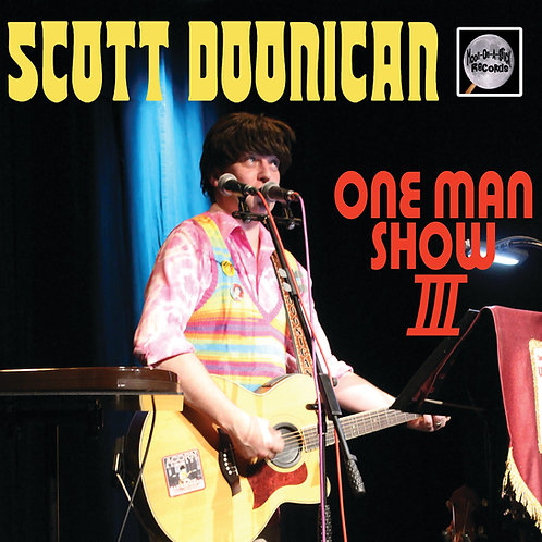 Scott Doonican One Man Show III - 2CD ALBUM