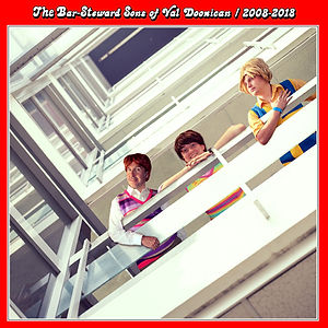 CD ALBUMS | THE BAR-STEWARD SONS OF VAL DOONICAN