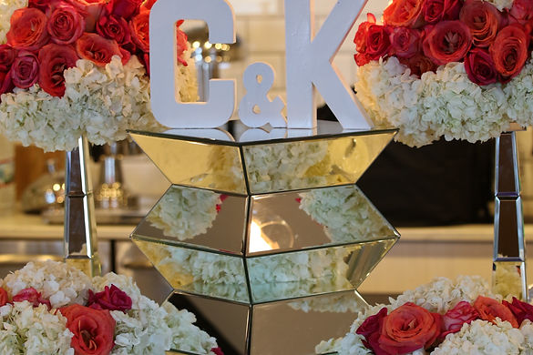 Catering Event - Custom Decor