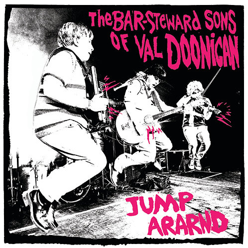 Jump Ararnd / The Lady In Greggs - 7-INCH PINK VINYL SINGLE