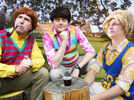 The Bar-Steward Sons of Val Doonican