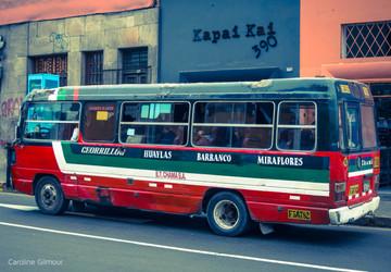 Barranco Bus