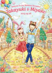 TAKAYUKI & MIYAKO