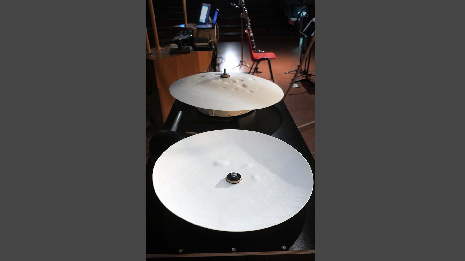 Thin bowls for 'Sounding Porcelain', Ste