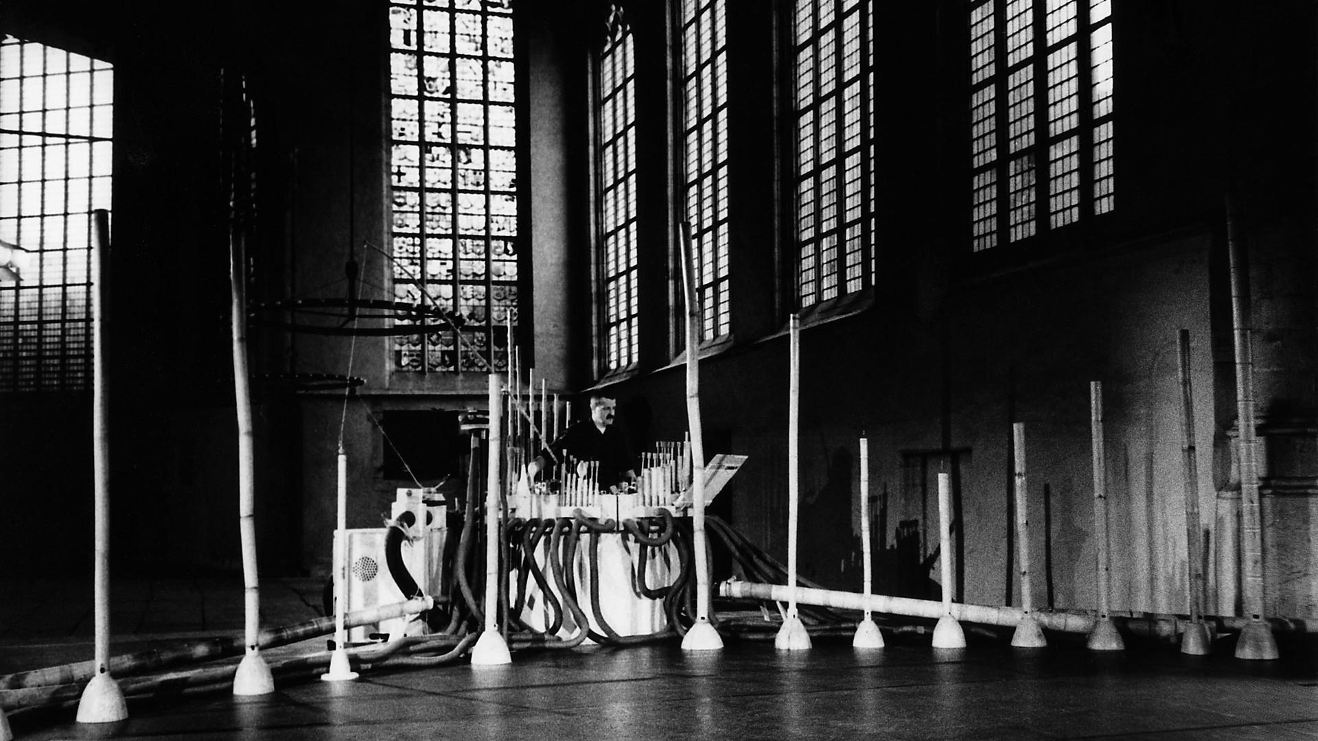 Bambuso, Oude Kerk Amsterdam 1993.jpg