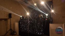 Mur de LED (double)