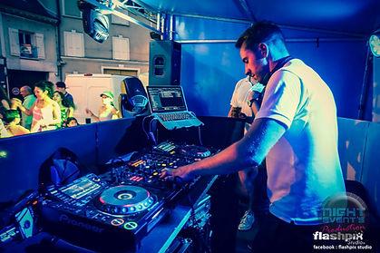 Régie DJ