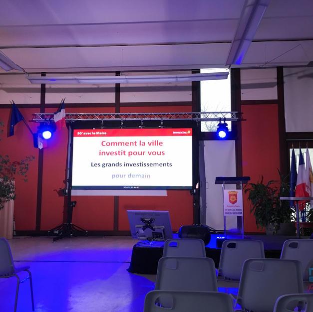 Conférence mairie