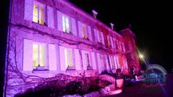Éclairage extérieur - Château de Rei