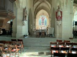 Sonorisation de cérémonie Religieuse