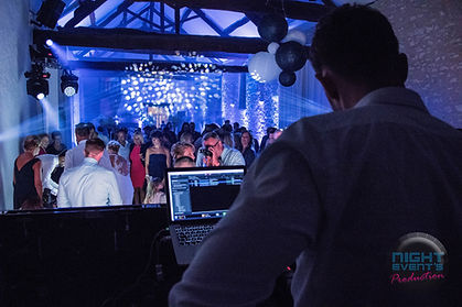 Scène DJ