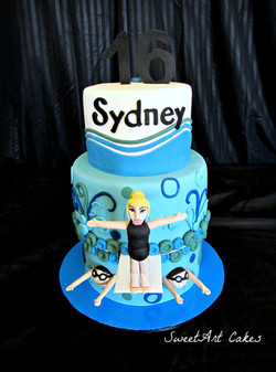 Diver's Cake