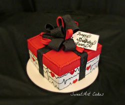 Nurse Gift Cake