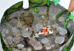 Isomalt Pond