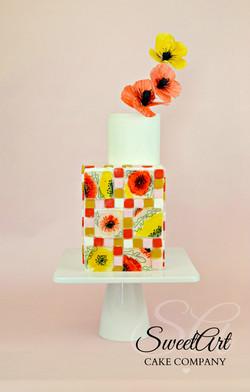 Decogel Tile Cake