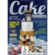 Cake Master's Cover December 2015