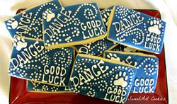 Dance Team Cookies