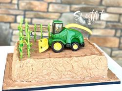 Corn Chopper Cake