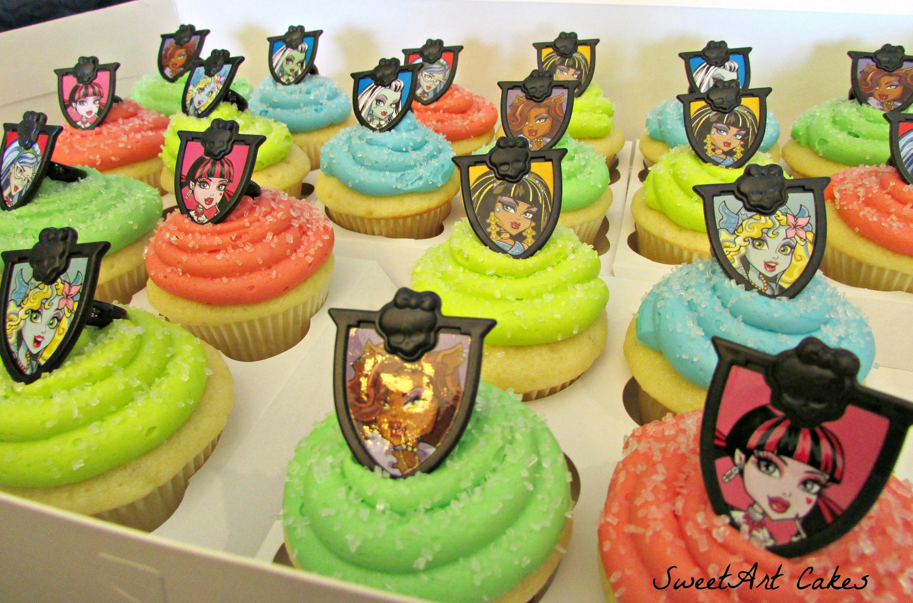 Kool-Aid Kupcakes