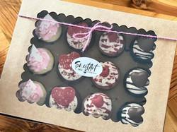 Valentine's Assortment Cupcakes