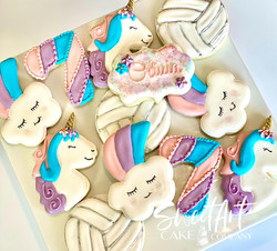 Personalized Cookie Gift Set