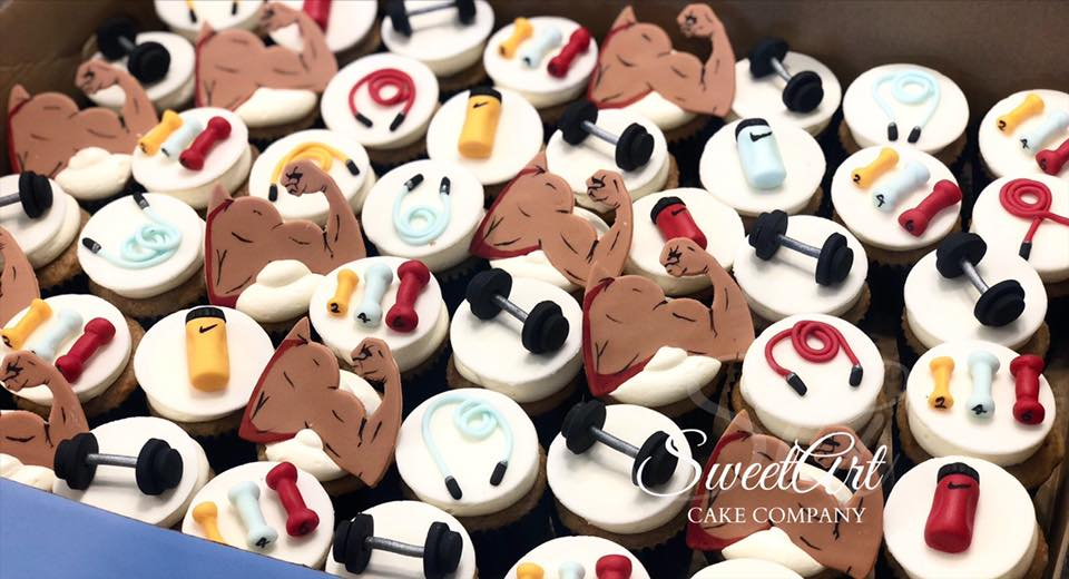 Exercise Cupcakes