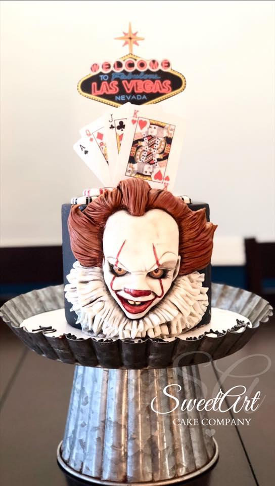 Pennywise Cake