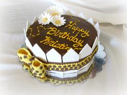 Picket Fence Cake
