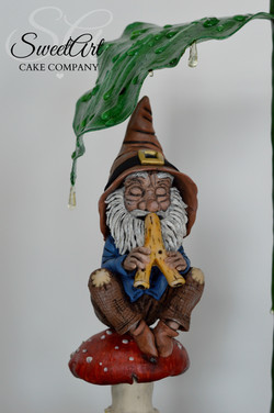 Gnome Sugar Sculpture