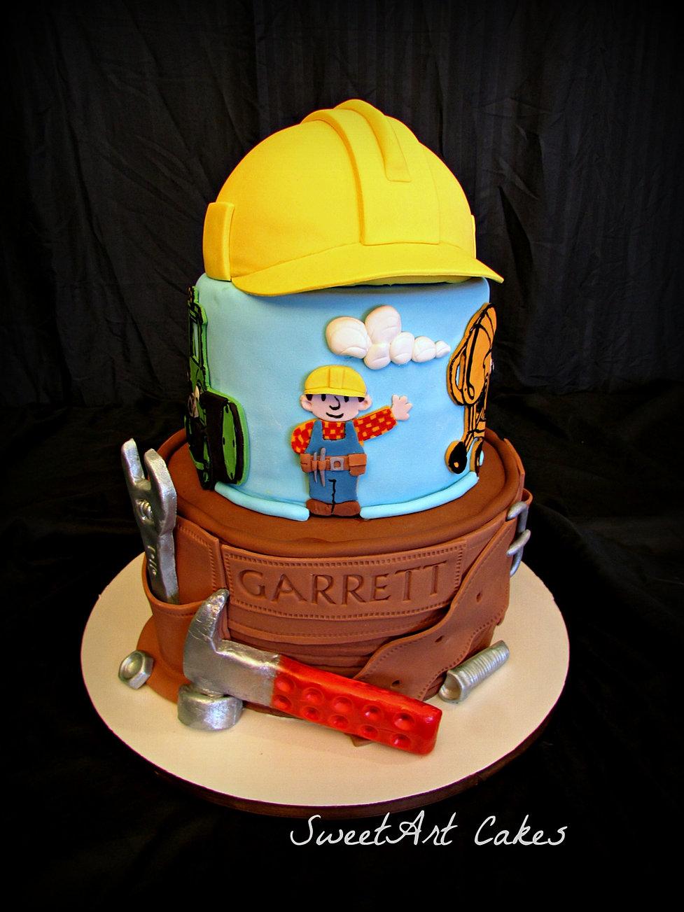 Birthday Cakes From Sweetart Cake Company