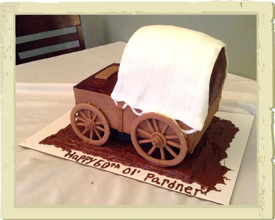 Wagon Cake