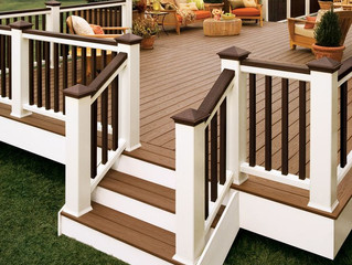 Deck Maintenance Checklist
