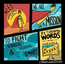 Mindflower Comic