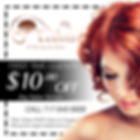 Talus Salon Coupon