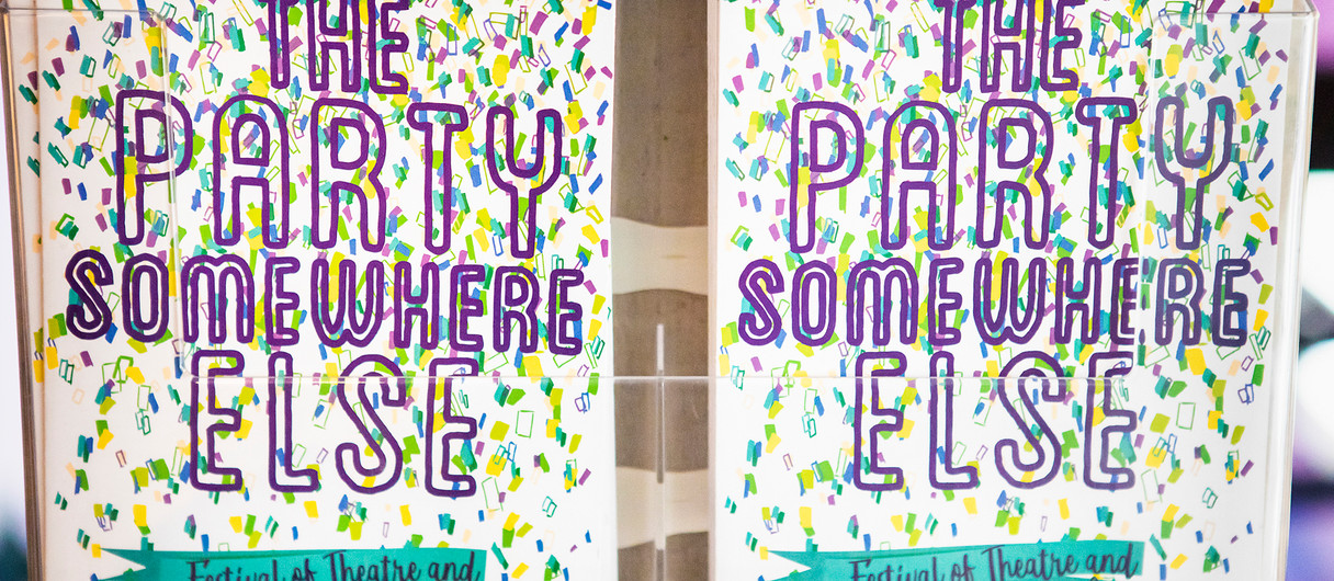 The Party Somewhere Else - Photo by Pamela Rait