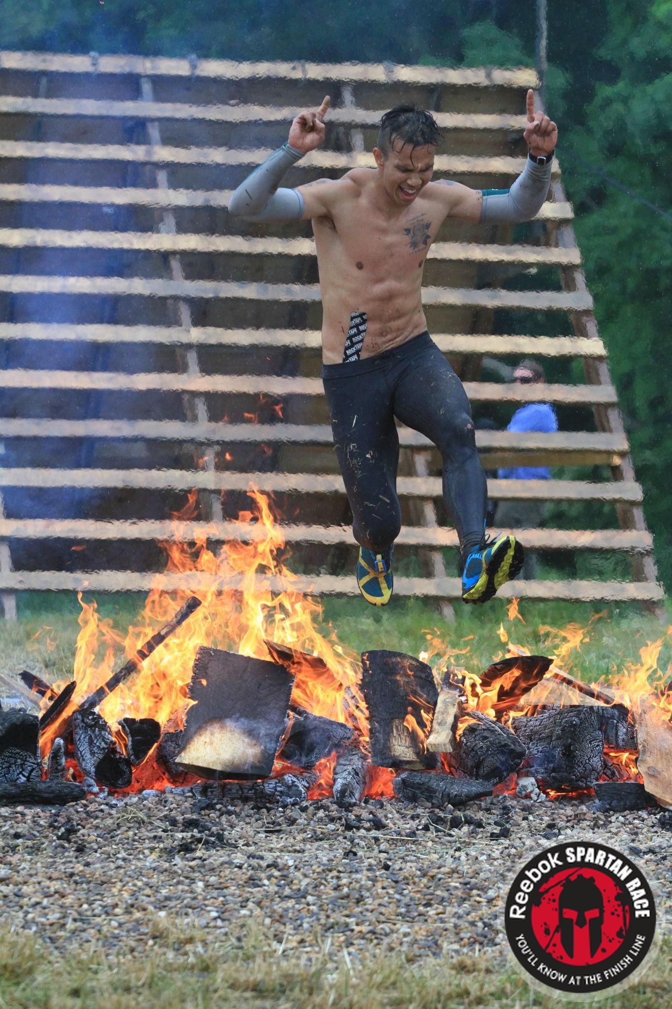 Fire Jump 1