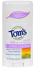 Tom's Womens Deodorant