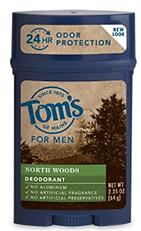 Tom's Mens Deodorant
