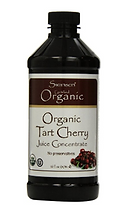 orgaic tart cherry juice