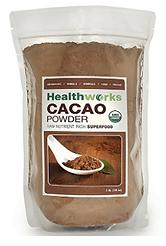 Organic Raw Cacao Powder
