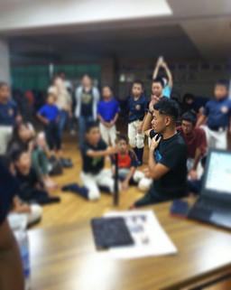 少年野球チームからの障害予防の講義の依頼を受けました! .  子供達も親御さんも